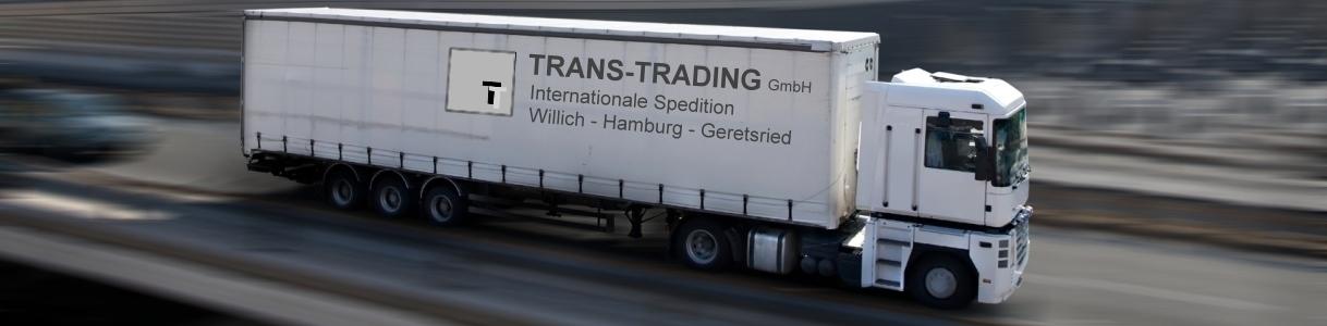 Trans-Trading GmbH Willich Internationale Spedition